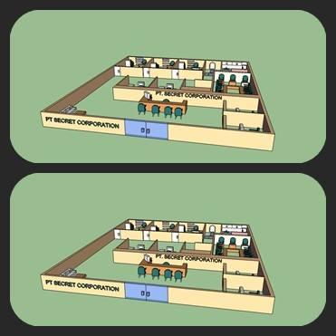 Layout Kantor